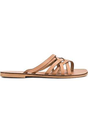 Seychelles Nice Try Sandal in Tan.