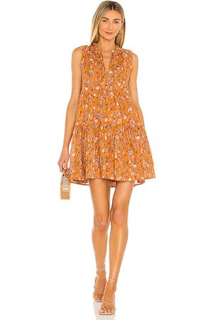 BB Sunny Disposition Dress in Burnt .