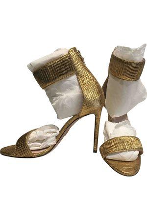 OSCAR TIYE \N Cloth Sandals for Women