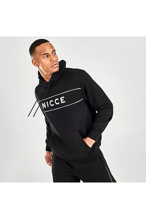 Nicce London Men's Geti Hoodie in / Size Small Cotton/Polyester/Fleece