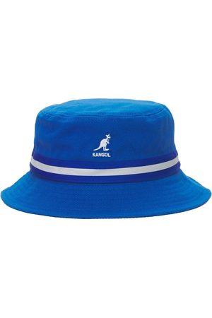 Kangol Men Hats - Lahinch Cotton Bucket Hat