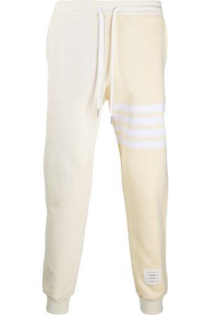 Thom Browne Signature 4-Bar sweatpants - Neutrals
