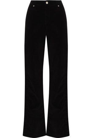 RTA Women High Waisted - High-rise straight-leg jeans