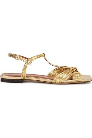 Anonymous copenhagen Alessandra leather sandals