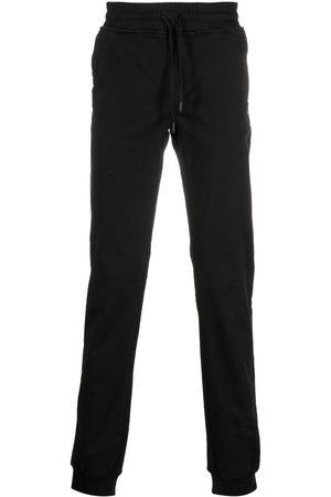 Philipp Plein Istitutional tapered track pants