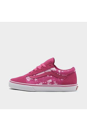 Vans Girls Casual Shoes - Girls' Big Kids' Old Skool Premium Casual Shoes in /