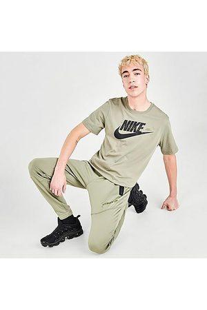 Nike Men's Sportswear Air Max Fleece Jogger Pants in /Light Army