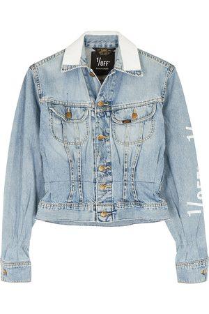 1/OFF Paris X Lee tailored denim jacket