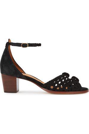 Anonymous copenhagen Lucy 45 suede sandals