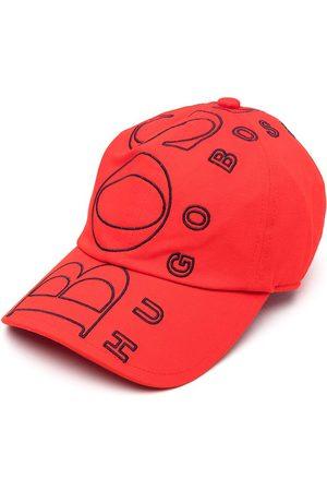 HUGO BOSS Boys Caps - Logo-print cap