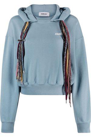 AMBUSH Women Hoodies - Multi-cord logo hoodie