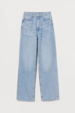 H&M Loose High Jeans