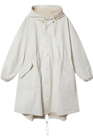 Birkenstock X Toogood The Forager Hooded Coated-canvas Coat - Womens