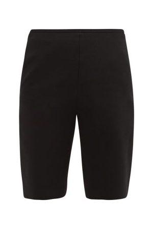 VALENTINO Wool-blend Bermuda Shorts - Womens