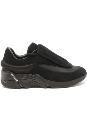 RAF SIMONS Men Sneakers - Antei Chunky-sole Suede Trainers - Mens