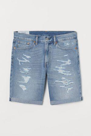 H&M Regular Denim Shorts