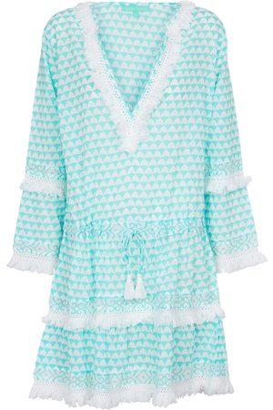 Melissa Odabash Women Mini Dresses - Claudia cotton minidress