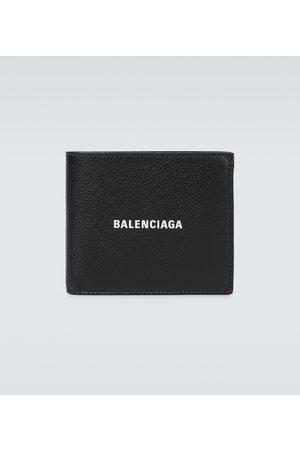 Balenciaga Men Wallets - Cash square folded coin wallet