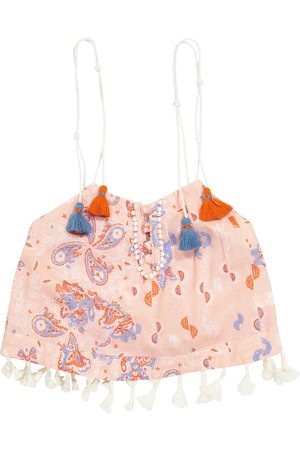 POUPETTE ST BARTH Exclusive to Mytheresa – Mara printed tank top