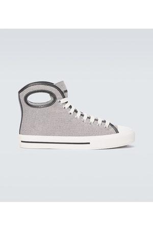 Burberry Men Sneakers - Larkhall High Eye sneakers