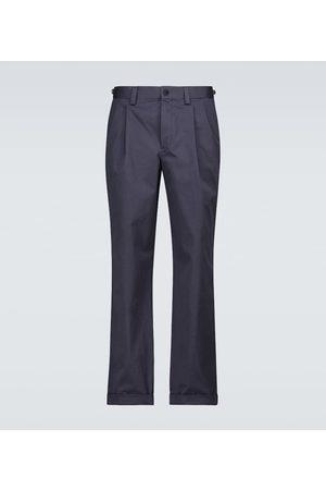 CARUSO Men Pants - Sartorial work pants