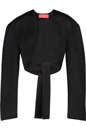 Peter Do Women Boleros - Wool bolero jacket