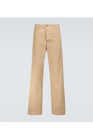VISVIM Cotton chino pants