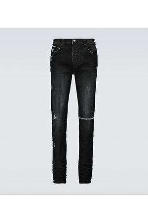 AMIRI Slit Knee Jeans