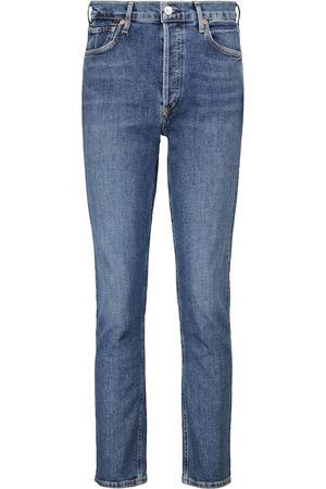 Citizens of Humanity Women High Waisted - Charlotte high-rise straight jeans