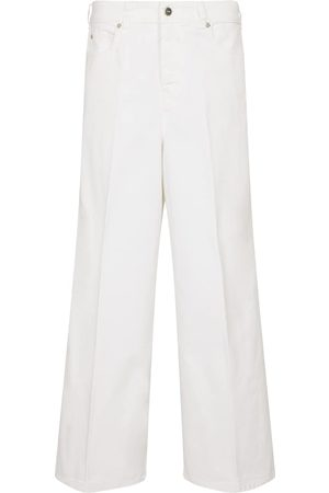 Victoria Victoria Beckham Portland high-rise wide-leg jeans