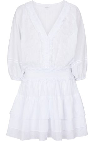 POUPETTE ST BARTH Ariel cotton minidress