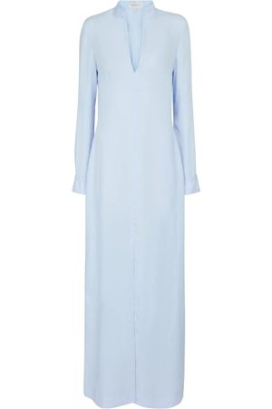 GABRIELA HEARST Women Tunic Dresses - Albon linen tunic dress