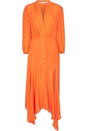 VERONICA BEARD Women Midi Dresses - Roksanda silk-blend midi dress