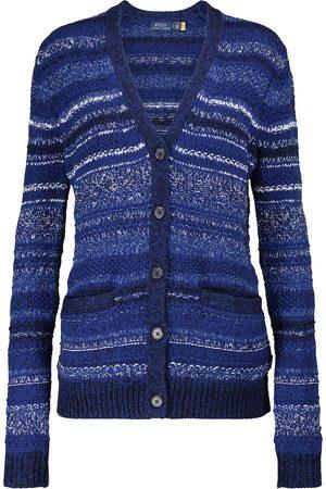 Polo Ralph Lauren Striped wool-blend cardigan