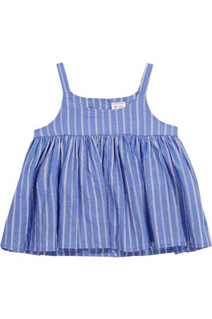 MORLEY Girls Tops - Nina Waldo striped cotton top