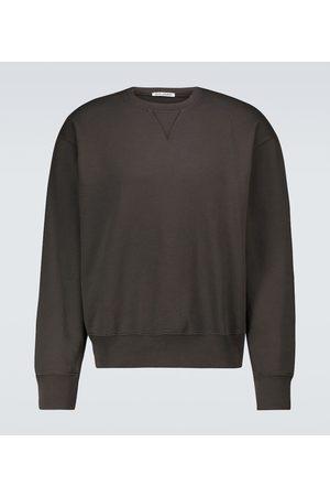 OUR LEGACY Men Sweatshirts - Base cotton sweatshirt