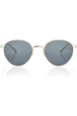 The Row Women Round - X Oliver Peoples Brownstone 2 round sunglasses