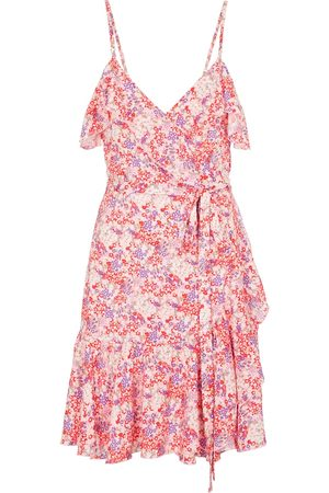 Melissa Odabash Women Printed Dresses - Simona floral minidress