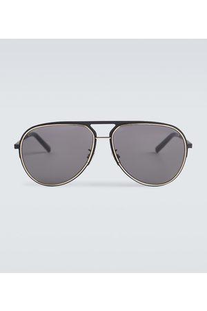 Dior DiorEssential A2U metal sunglasses