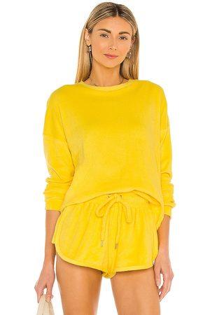 Mikoh Kimo 2 Sweatshirt in Yellow.