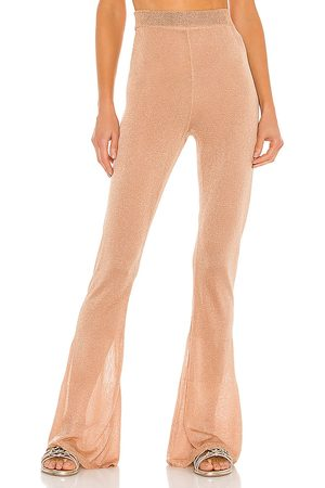L*Space Glisten Pants in Neutral.