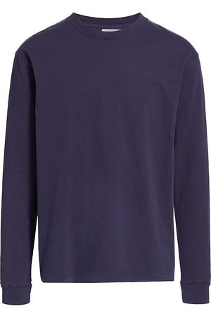 JOHN ELLIOTT Men Long Sleeve - Men's University Long-Sleeve T-Shirt - Lapis - Size XXL