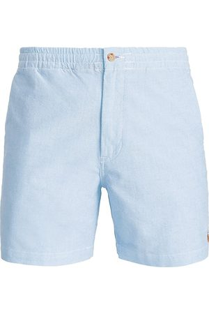 Polo Ralph Lauren Men Shorts - Men's Cotton Oxford Shorts - - Size Small