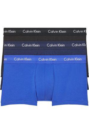 Calvin Klein Men Briefs - Men's 3-Pack Cotton Stretch Boxer Briefs - - Size XL