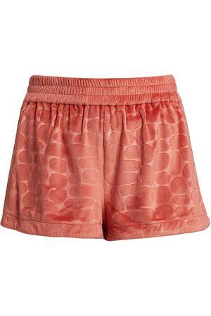 ALEXIS Women's Matin Tonal Shorts - Coral - Size XL