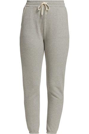 JOHN ELLIOTT Women Sports Pants - Women's LA Sweatpants - Light Grey - Size XS