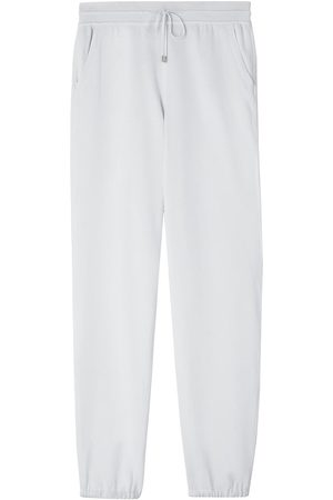 Loro Piana Women Sweatpants - Women's Silk-Blend Joggers - Trush - Size 6
