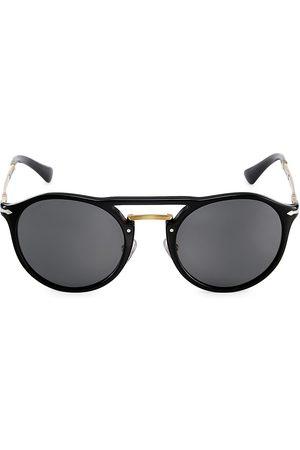 Persol Men Round - Men's Remick 50MM Round Sunglasses