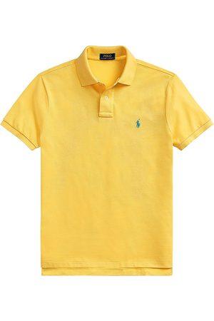 Polo Ralph Lauren Men's Slim-Fit Polo - Fin - Size Large