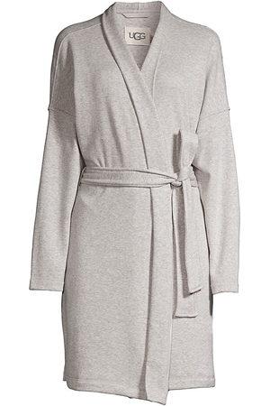 UGG Women's Braelyn Robe - Seal Heather - Size XL
